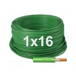Manguera flexible unipolar 1x16 Libre halógenos RZ1-K (AS) 1KV