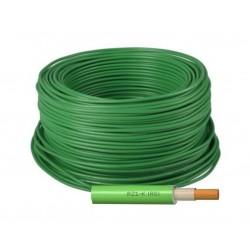 Manguera cable flexible Libre halógenos 1x4 Unipolar RZ1-K 0,6/1KV