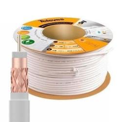 Cable de Antena Blanco...