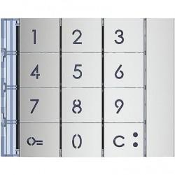Frontal para Módulo Teclado 353001 Sfera New Tegui