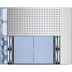 Frontal Módulo Fónico SFERA NEW 4 Pulsadores 2 Columnas 351081