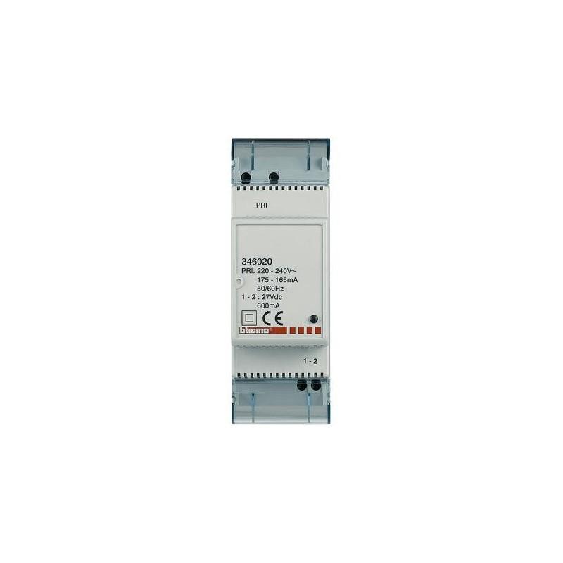Alimentador Suplemento 2 Hilos 2DIN Tegui Bticino 346020