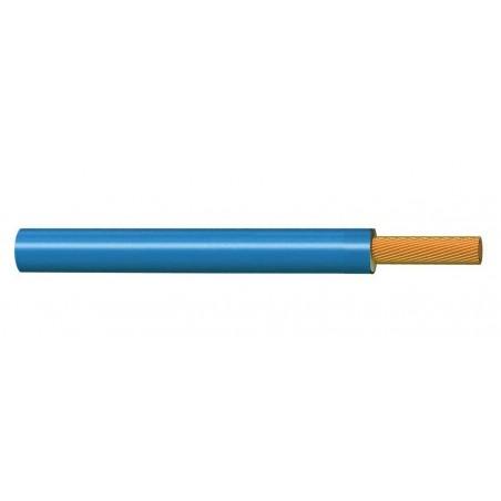 Cable Eléctrico AZUL Libre de Halógenos 25 mm² 750V (AS) H07Z1-K