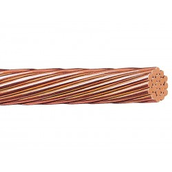 Cable de Cobre Desnudo 16 mm CONCUDES16