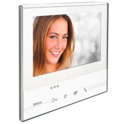 Monitor Video 344642 Color Monitor Wi-fi Manos Libres