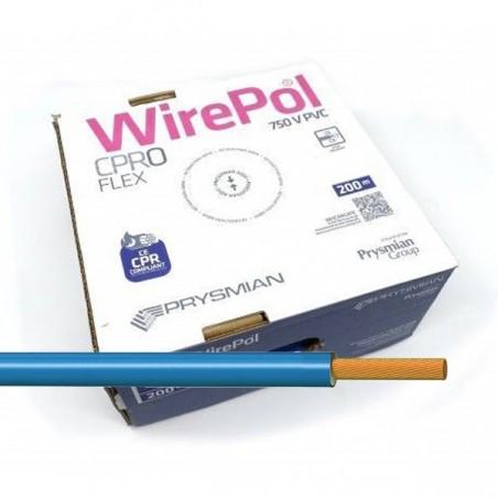 Cable flexible unipolar Azul 1,5 mm² H07V-K1,5AZ 200 Metros