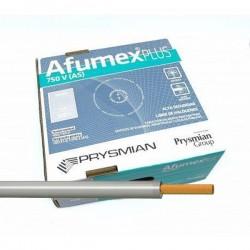 Cable libre de halógenos 10 mm² Gris ES07Z1KAS10GR 100 Metros