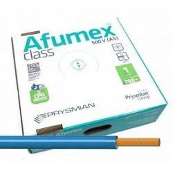 Cable libre de halógenos ES07Z1KAS1AZ 1 mm² Azul 200 Metros