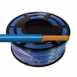 Cable Flexible Normal 1 mm² Azul 100 Metros H05V-K1AZCA