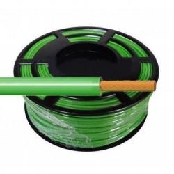 Cable Flexible Normal 1,5 mm² Verde 100 Metros H07V-K1,5VDCA