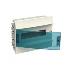 Caja Distribución Mistral41F ABB Empotrar 12 Módulos IP41 1SLM004100A1203