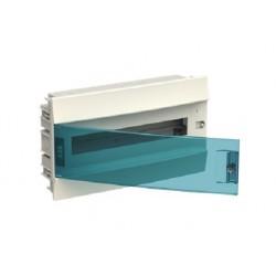 Caja Distribución Empotrar 18 Módulos IP41 1SLM004100A1204 ABB