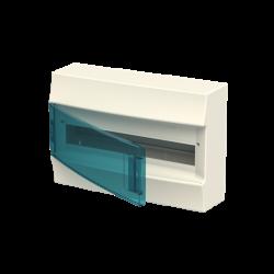 Caja Superficie Distribución Mistral41W 18 Módulos 1SPE007717F0820 ABB