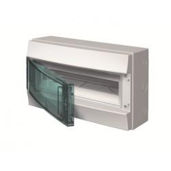 Caja Automáticos IP65 Superficie ABB 18 módulos Mistral65 1SL1203A00
