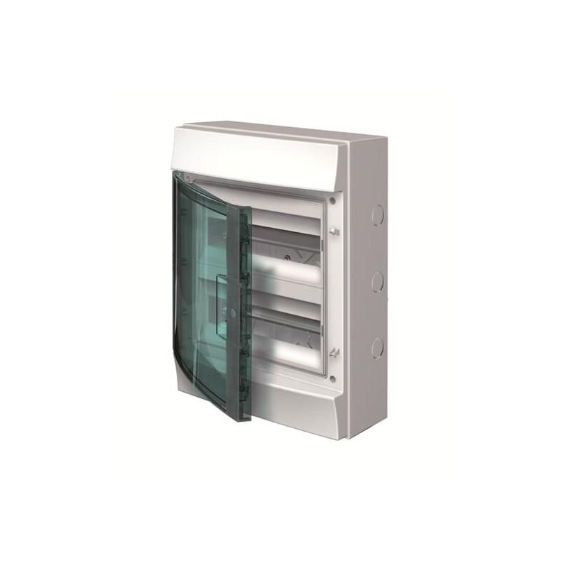 Caja de Distribución IP65 Superficie 24 módulos Mistral65 ABB 1SL1204A00