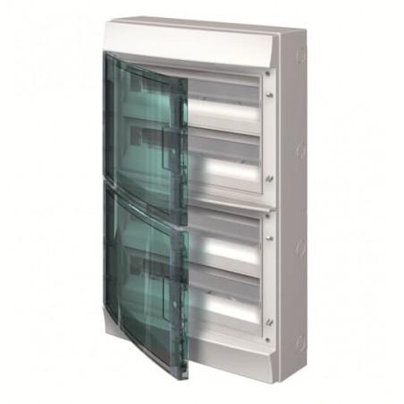 Caja de Automáticos IP65 72 módulos Superficie 1SL1209A00 Mistral65 ABB