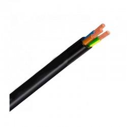 Manguera de Goma Negra Cable Eléctrico Flexible 2x1,5 H07RN-F 450 / 750 V   CATÁLOGO   PRODUCTOS Vista previa Duplicar Ventas Su