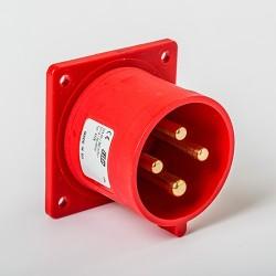 Clavija Empotrar Recta Baja tensión IP44 3P+T 32A IDE 03115