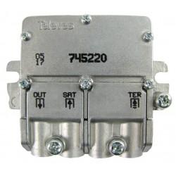 Mezclador MATV-FI de Televés 745210