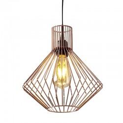 Lámpara Vintage Mistral Colgante Cobre 93-222-27-007