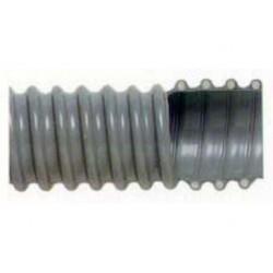 Tubo Eléctrico Flexible Gris PVC Heliplast PG9 Interflex 77009
