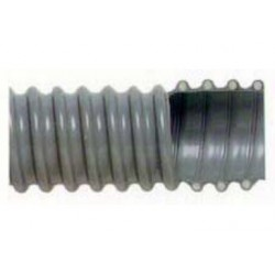 Tubo Flexible PVC Heliplast Gris PG13 Interflex 77013