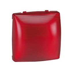 Difusor Rojo Indicador Señalización Legrand Oteo 086183