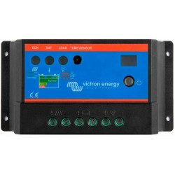 Regulador PWM Light Victron BlueSolar 12V/24V - 30A
