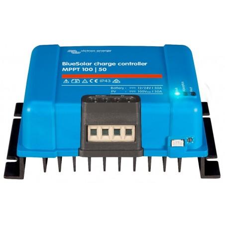 Regulador Victron 12V/24V - 50A BlueSolar MPPT 100/50