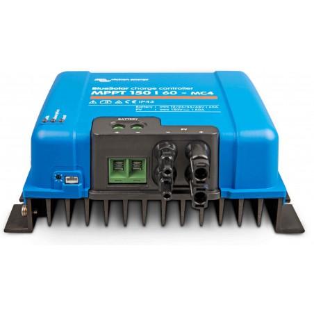 Regulador BlueSolar MPPT 150/60 Victron MC4 12V/24V/48V - 60A