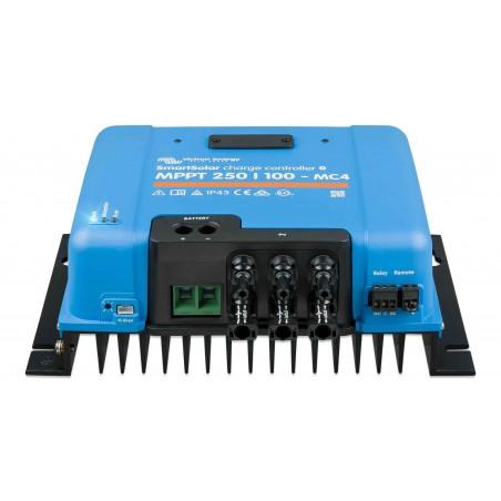 Regulador Victron MPPT 150/100 MC4 SmartSolar