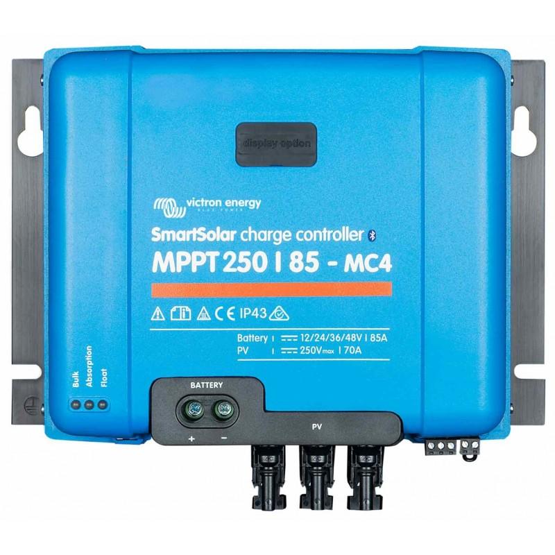 Regulador SmartSolar MPPT 250/85 MC4 Victron