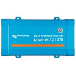Inversor Victron Phoenix 12/375 VE.Direct - 12Vdc 375VA - 230Vac 50Hz - Schuko
