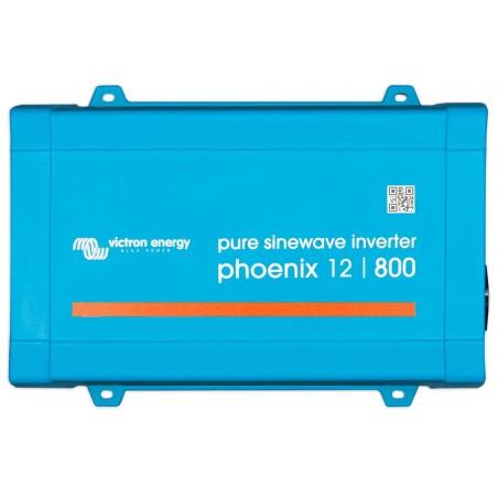 Inversor Phoenix 12/800 VE.Direct - 12Vdc 800VA - 230Vac 50Hz - Schuko Victron