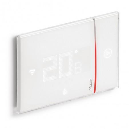 Termostato Smarther with Netatmo Empotrar Blanco XW8002 Bticino