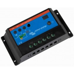 Regulador Victron 12V/24V - 20A BlueSolar PWM Light