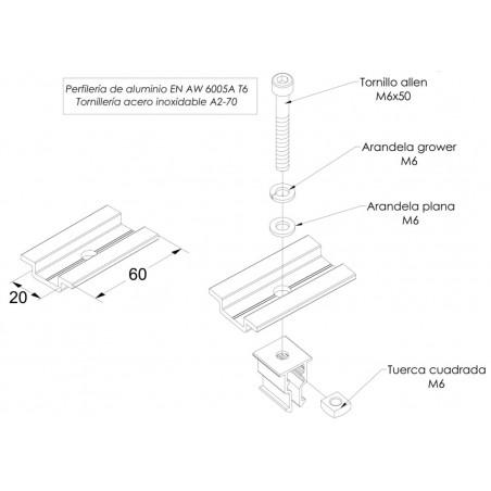 Presor Central SUNFER S11 para Placas Solares