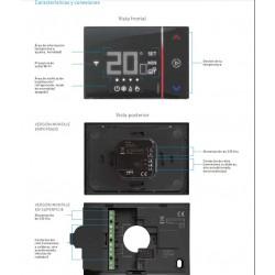 Termostato BTicino Smarther with Netatmo Empotrar XM8002 Arena