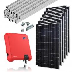 Kit Autoconsumo Solar 5,0 kW Monofásico