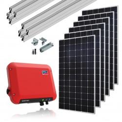 Kit Solar Autoconsumo Monofásico 2,5 kW