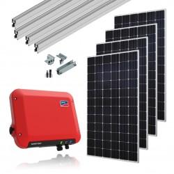 Kit Autoconsumo Solar Monofásico 1,5 kW