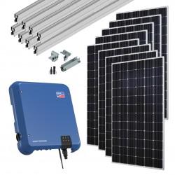 Kit Autoconsumo Solar Trifásico 3,0 kW