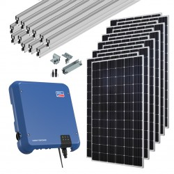Kit Solar Autoconsumo Trifásico 5,0 kW