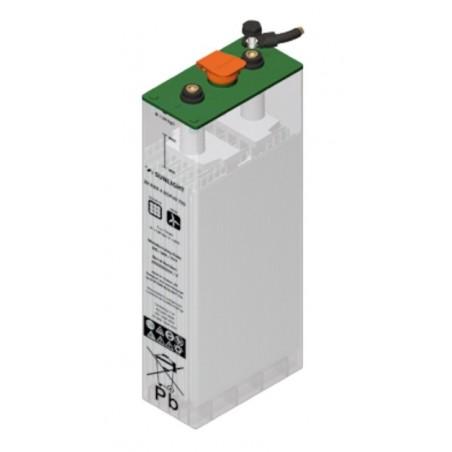 Batería tubular PB abierto 2V 605Ah (C120) - SOPZS 605 - Sunlight