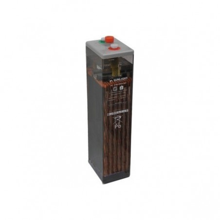 Batería tubular PB abierto 2V 1565Ah (C100) - OPZS 1000 - Sunlight