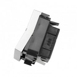 Pulsador sin Grabar N2204.7 Módulo ancho Niessen Zenit