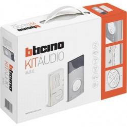 Kit Portero Audio 2 Hilos Manos libres Bticino Tegui 361511
