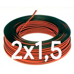 Cable Paralelo Bicolor para...