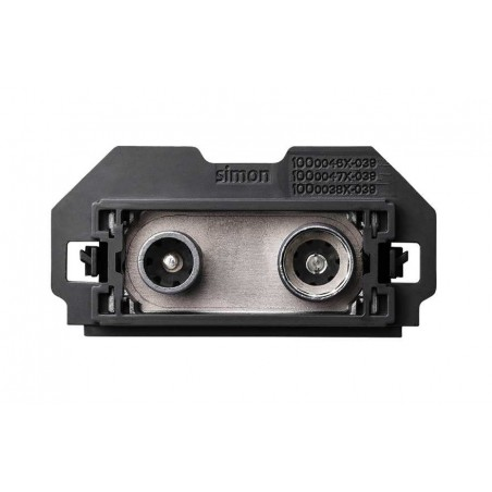 Toma R-TV+SAT Única Simon 100 10000466-039