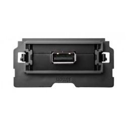 Cargador USB 1 Entrada Simon 100 10000380-039